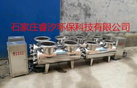 上海紫外線消毒優勢