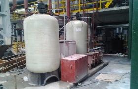 供应离子交换器 软化水处理 富来克双阀双罐软化.