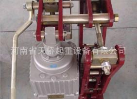 厂家直销优质液压防风铁楔 电动防风制动器装置 手电两用夹轨器