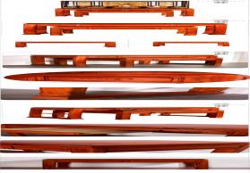 一朵莲樟木佛桌 中式简约佛台 八吉祥原木供台 家庭佛龛 尺寸可订