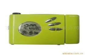 供应电子投影钟(单向投影)&FM收音机