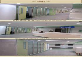供应办公室高隔断屏风高隔断 厂家批发铝合金高隔断玻璃高隔断