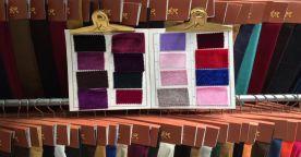 【现货批发】超柔金丝韩国绒 素色 手感丝滑有韧性 时装 窗帘