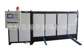 2015最專業的夾膠玻璃設備   強化爐  夾膠爐