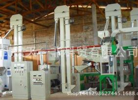 成套碾米设备 日产量20T-30T 大米设备成套生产线