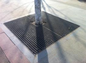 供应湟源公园护树板玻璃钢格栅生产厂家