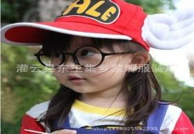 哈利波特眼镜框架阿拉蕾COS眼镜 小葡萄眼镜架 COS动漫影视无镜片