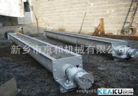 生产商家热推SID-1215单管螺旋喂料机