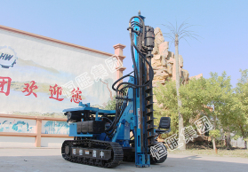 3M液压锤打桩机_6M液压锤打桩机|光伏