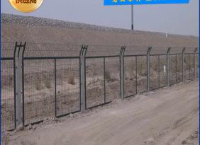 鐵路護欄網 高鐵防護網 圍墻護欄網 鐵絲網圍墻價格 圍墻防護網
