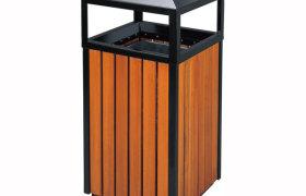 山西鋼木垃圾桶 安徽公園分類垃圾桶  福建城市分類環保垃圾桶
