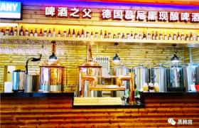 北京精酿啤酒设备厂家直销