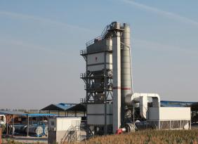 HQB4000型系列强制式沥青混凝土搅拌设备