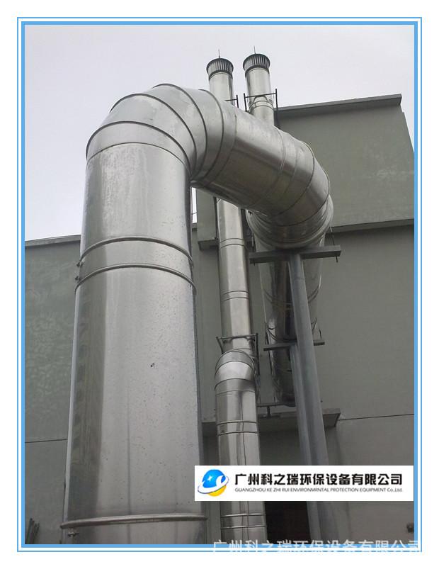 TCRT科之瑞锅炉不锈钢烟囱