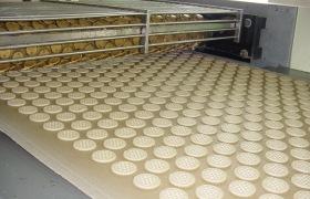 威化夹心饼干生产线,LZ400型饼干生产线