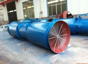 SDF(B)-4-No9.6隧道风机 低噪音隧道射流风机