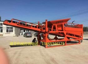 建亚-30型滚筒筛沙机 大型筛沙机厂家