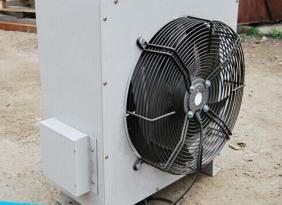供应优质 轴流式暖风机 工业暖风机 恒丰特价暖风机 量大从优