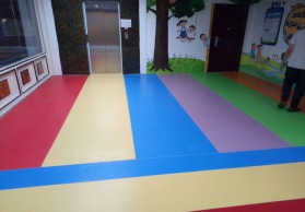 哈尔滨塑胶地板卷材环保厂家直销报价