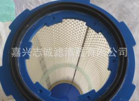 厂家直销吊装式3260粉尘滤芯滤筒 耐酸耐碱低温防静电 可折叠滤芯