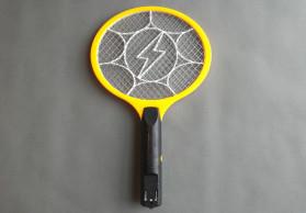 厂家直销高档闪电电蚊拍 外贸出口electronic mosquito swatter