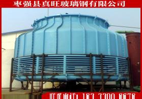 长期供应 玻璃钢横流冷却塔 玻璃钢冷却塔 小型 玻璃钢冷却塔 圆