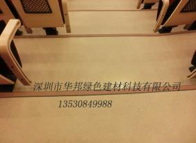 深圳办公室专用橡胶地板 优质2mm环保降噪橡胶地板商家价格