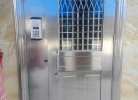 不锈钢楼宇门,不锈钢单元门,单元门