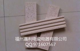 白色條紋外墻磚