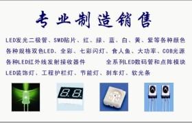 熱銷0.4英寸雙位共陽LED數碼管