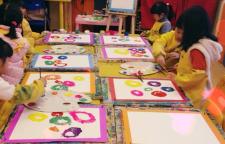 江苏3岁创意美术培训收费