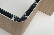 深圳金属木纹复合板品质-美丽复合板