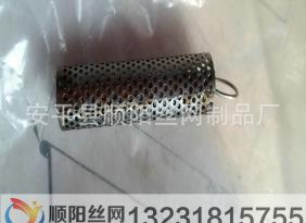 现货供应 不锈钢滤材 液压滤芯 折叠 一公分内径滤芯 价格低