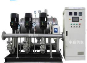 广西百色市数字化叠压供水设备