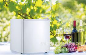 50升直流变频单门冰箱 12/24V直流船用冰箱 车载冰箱 太阳能冰箱
