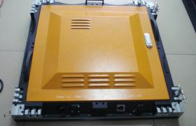 P10戶外顯示屏壓鑄箱體輕便裝LED全彩單色高清顯示屏箱體 箱體