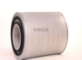 专业生产富达空压机优质空气滤芯K3041进口滤材 国产价格