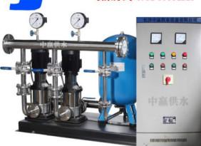 江西景德镇市智能变频恒压供水设备