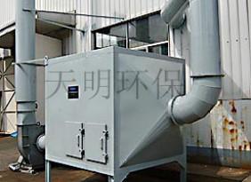东莞水膜除尘设备 酸碱废气处理塔 pp酸雾净化塔 天明湿式除尘器