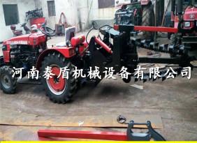 专业生产开沟机厂家 开沟机价格 拖拉机配套开沟机