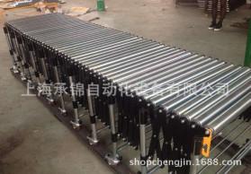 上海伸缩滚筒输送机 交叉式滚筒输送机 上海滚筒输送机 滚筒线