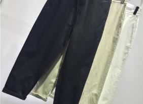2016韩国东大门秋冬新款女式西装裤 韩版显瘦百搭休闲长裤 直筒裤