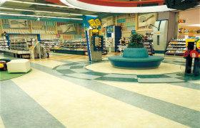 韩国进口LG地板 塑胶地板