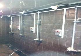 山西太原水控机校园分体水控机,计时收费