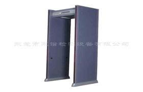 防雨型金属探测门 成都安检门 新款金属安检门