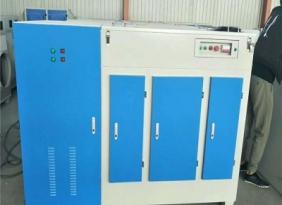 uv光解催化废气处理环保设备