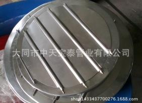 厂家热销铝合金自垂百叶,轴流斜流百叶窗,防雨百叶,质优价廉