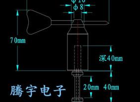 微型风向传感器专业生产厂家