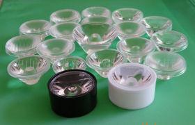 供應36mm沙紋LED透鏡
