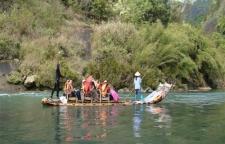 郑州竹筏漂流 洛阳周边好玩的漂流